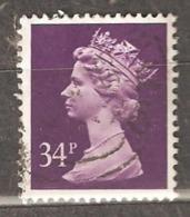 Great Britain: 1 Used Stamp From A Set, 1991, Mi#1359 - 1952-.... (Elizabeth II)