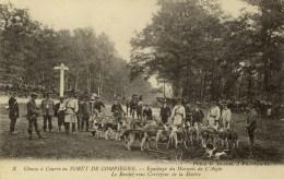 D 60 - Forêt De COMPIEGNE - Equipage Du Marquis De L'Aigle - Chasse à Courre - Compiegne