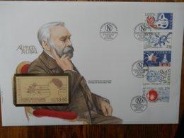 Nobel Price. Alfred Nobel - Nobelpreisträger