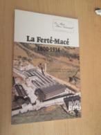 Vends Cause Décés : Revue Le Pays Bas-Normand N°170, LA FERTE-MACE 1800-1914 T II-1, Ouvrage érudit , 64 PP - History