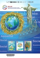 BRAZIL #3219   - Rio +20  WORLD CONFERENCE ON SUSTEINABLE DEVELOPMENT  - SPECIAL OFFER - Brasilien