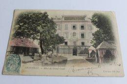 Chantilly - Hôtel Du Grand Condé - Chantilly