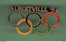 JO ALBERTVILLE 92 *** LES ANNEAUX ***  2010 (122) - Olympische Spelen