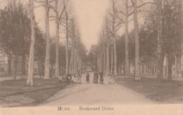 MONS BOULEVARD DOLEZ - Mons