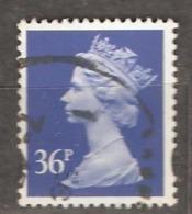Great Britain: 1 Used Stamp From A Set, 1993, Mi#1477 - 1952-.... (Elizabeth II)