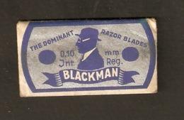 Razor Blade - Lame De Rasoir - BLACKMAN - Razor Blades