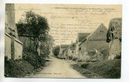 60 VANDELICOURT La Grande Rue Du Vilage Anim  écrite         /D06-2017 - Altri Comuni