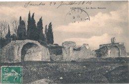 Cpa 17 Saintes Bains Romains - Saintes