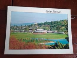 42 - Saint Etienne - Vue Sur Le Golf Municipal - Saint Etienne