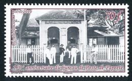 POLYNESIE 2010 - Yv. 898 **  - 1er Bureau De Poste à Papeete  ..Réf.POL24861 - Polynésie Française
