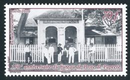 POLYNESIE 2010 - Yv. 898 **  - 1er Bureau De Poste à Papeete  ..Réf.POL24862 - Polynésie Française