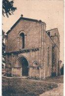 Cpa 17 St Sulpice De Royan Eglise - Frankrijk