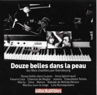 """CD  Serge Gainsbourg  """"  Douze Belles Dans La Peau  """" - Non Classés"""