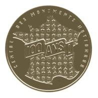Monnaie De Paris , 2014 , Paris , Centre Des Monuments Nationaux , Les 100 Ans - Monnaie De Paris