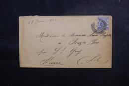 HONG KONG - Enveloppe Pour La France En 1921 - L 47950 - Hong Kong (...-1997)