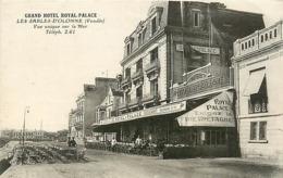 85  LES SABLES D'OLONNE - GRAND HOTEL ROYAL PALACE - Sables D'Olonne