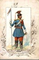 CHROMO  CHASSEURS D'AFRIQUE 1833 - Trade Cards