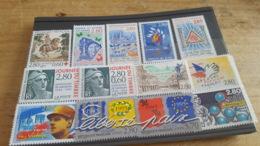 LOT 479449 TIMBRE DE FRANCE NEUF** LUXE FACIALE 4,9 EUROS - Colecciones Completas
