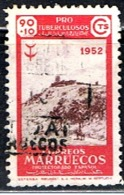 MAROC ESP. 296 // YVERT 438 // 1952 - Maroc Espagnol