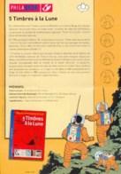 TINTIN : Flyer PHILANEWS - Hergé