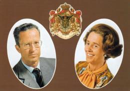 1 AK Belgien * König Baudouin Und Königin Fabiola Von Belgien * - Familles Royales