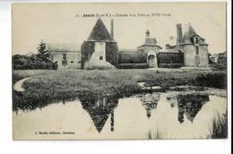 52570 -D6- JANZE CHATEAU DE LA TULLAYE XVII SIECLE - Francia