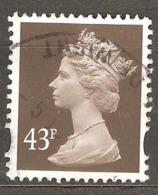Great Britain: 1 Used Stamp From A Set, 1996, Mi#1635CS(3) - 1952-.... (Elizabeth II)