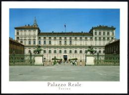 ITALIA - TORINO - PALAZZO REALE - CARTOLINA NUOVA - Palazzo Reale