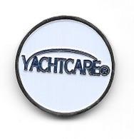 Jeton De Caddie  Entreprise  HEMPEL  Yacht  Verso  YACHTCARE  Voir  Description - Munten Van Winkelkarretjes