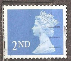 Great Britain: 1 Used Stamp From A Set, 1997, Mi#1688 - Série 'Machin'
