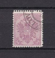 Bosnien-Herzegowina - Österreichische Besetzung - 1900/01 - Michel Nr. 20 Y - 25 Euro - Bosnien-Herzegowina