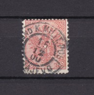 Bosnien-Herzegowina - Österreichische Besetzung - 1900/01 - Michel Nr. 15 D - Gez. 12 1/2:10 1/2 - 35 Euro - Bosnien-Herzegowina