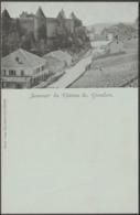 Souvenir De Château De Grandson, Vaud, 1899 - Klausfelder Frères CPA - VD Vaud