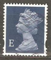 Great Britain: Single Used Stamp, 1999, Mi#1781(2) - Machins