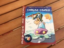 Carnet Jeux De Voyage - Neuf - énigmes Et Jeux écourteurs De Route - Boeken, Tijdschriften, Stripverhalen