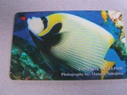 VIETNAM Used GPT Card   4MVSB Emperor Angel Fish - Vietnam
