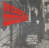 """EP 45 RPM (7"""")  Noel Deschamps  """"  La Petite Fille Et La Poupée  """" - Non Classés"""
