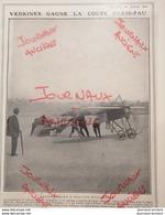 1911 AVIATION - JULES VÉDRINES GAGNE LA COUPE PARIS = PAU - ISSY LES MOULINEAUX - Livres, BD, Revues