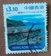 Lung Lok Shui (Bande De Rochers) - Chine - 2014 - 1949 - ... République Populaire