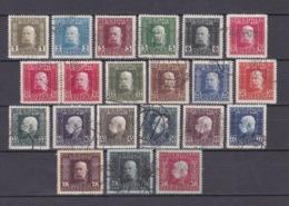 Bosnien-Herzegowina - Österreichische Besetzung - 1912/14 - Michel Nr. 64/82 - Bosnien-Herzegowina