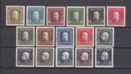 Bosnien-Herzegowina - Österreichische Besetzung - 1912/14 - Michel Nr. 64/79 - 120 Euro - Bosnien-Herzegowina