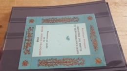 LOT 479553 TIMBRE DE FRANCE NEUF** LUXE CROIX ROUGE 1964 - Carnets