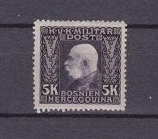 Bosnien-Herzegowina - Österreichische Besetzung - 1912/14 - Michel Nr. 83 - Bosnia And Herzegovina