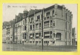 * Knokke Zoute - Knocke (Kust - Littoral) * (Héliotypie De Graeve - Star, Nr 1963) La Digue, Dijk, Pension, Animée, Rare - Knokke