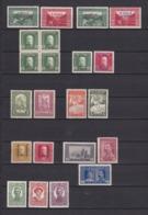 Bosnien-Herzegowina - Österreichische Besetzung - 1914/18 - Sammlung - 67 Euro - Bosnien-Herzegowina