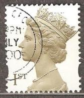 Great Britain: 1 Used Stamp From A Set, 2000, Mi#1843CS - 1952-.... (Elizabeth II)