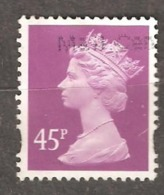 Great Britain: 1 Used Stamp From A Set, 2000, Mi#1865(2) - Série 'Machin'