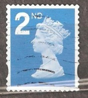 Great Britain: 1 Used Stamp From A Set, 2006, Mi#2438 - Machins