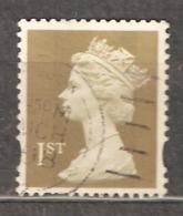 Great Britain: Single Used Stamp, 2008, Mi#2605 - Série 'Machin'
