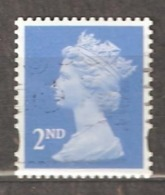 Great Britain: 1 Used Stamp From A Set, 2009, Mi#2725 - Série 'Machin'